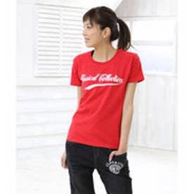 クラシカルエルフ Classical Elf 10色&6サイズロゴT 半袖Tシャツ (レッド)