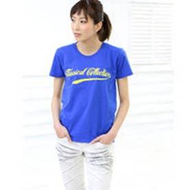クラシカルエルフ Classical Elf 10色&6サイズロゴT 半袖Tシャツ (ロイヤルブルー)