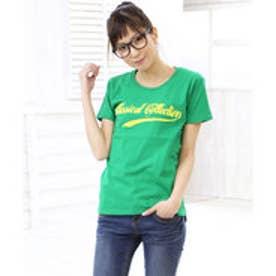 クラシカルエルフ Classical Elf 10色&6サイズロゴT 半袖Tシャツ (グリーン)