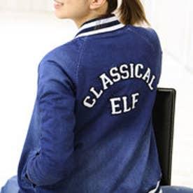 クラシカルエルフ Classical Elf ☆【RUNDENI/ランデニ】中綿ブルゾン (インディゴ)
