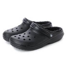 クロックス crocs 203591 クラシック ラインド (ブラック)