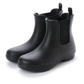 クロックス crocs 204630 ウイメンズ フリーセイル チェルシー ブーツ (ブラック)