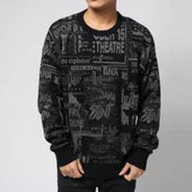 ディーゼル DIESEL K-FUNZINE セーター (ブラック)