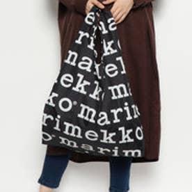 マリメッコ Marimekko スマートバッグ 折りたたみ エコバッグ (マリメッコロゴ)