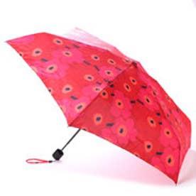 マリメッコ Marimekko 折りたたみ傘 (ミニウニッコレッド)