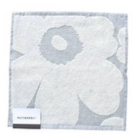 マリメッコ Marimekko ミニ タオル 30×30cm (ウニッコオフホワイト)