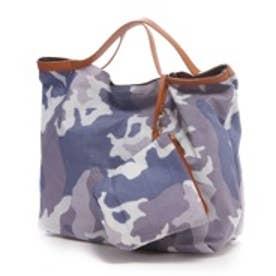クーコ COOCO 折りたたみバッグ(カモフラージュ)