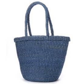 クーコ COOCO アパカミニトートバッグ (ブルー)