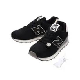 アースミュージックアンドエコロジー earth music&ecology newbalance×earth WL574 (Black)