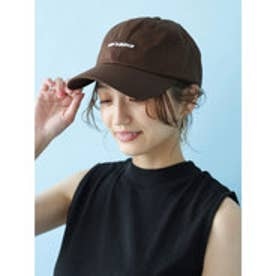 アースミュージックアンドエコロジー earth music&ecology newbalance×earth CAP (Brown)