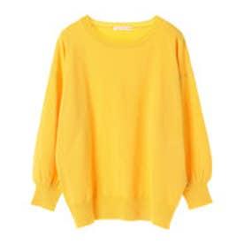 イーハイフンワールドギャラリー E hyphen world gallery バルーンスリーブチュニック (Yellow)