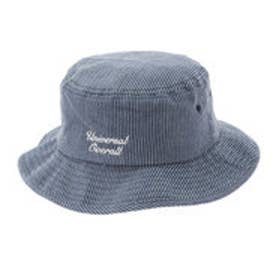 イーハイフンワールドギャラリー E hyphen world gallery UNIVERSAL OVERALL BUCKET HAT (Stripe Navy)