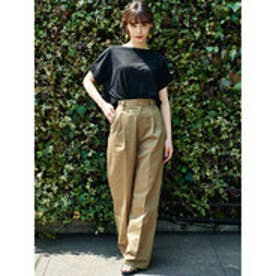 イーハイフンワールドギャラリー E hyphen world gallery UNIVERSAL OVERALL WIDE PANTS (Beige)