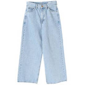 イーハイフンワールドギャラリー E hyphen world gallery Lee WIDE DENIM (Light Indigo)