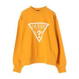 イーハイフンワールドギャラリー E hyphen world gallery GUESS プルオーバー (Mustard)