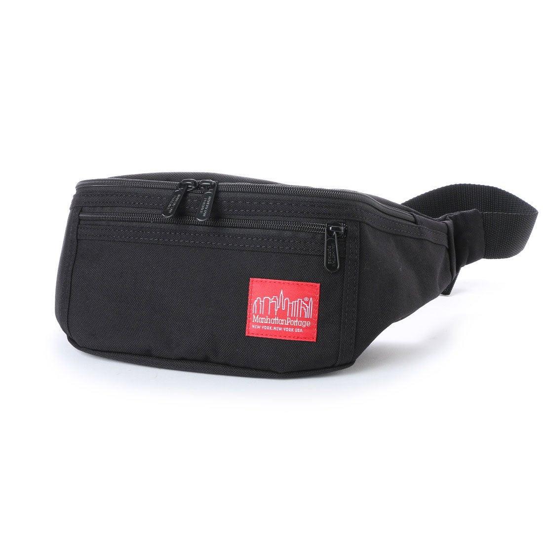 マンハッタンポーテージ Manhattan Portage Alleycat Waist Bag (Black)