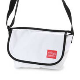 マンハッタンポーテージ Manhattan Portage 2tone Casual Messenger Bag (White/Black)