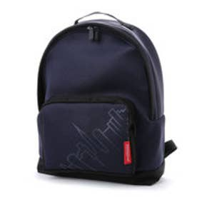 マンハッタンポーテージ Manhattan Portage Neoprene Fabric Big Apple Backpack JR (Navy)