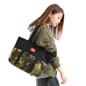 マンハッタンポーテージ Manhattan Portage Tompkins Tote Bag (W.Camo/Black)