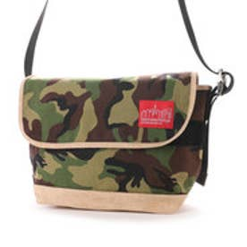 マンハッタンポーテージ Manhattan Portage Suede Fabric Vintage Messenger Bag (W.Camo)
