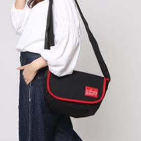 マンハッタンポーテージ Manhattan Portage 2tone Casual Messenger Bag (Black/Red)