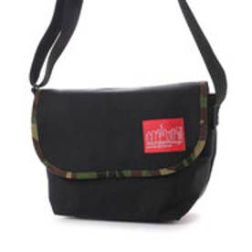マンハッタンポーテージ Manhattan Portage 2tone Casual Messenger Bag (Black/W.Camo)