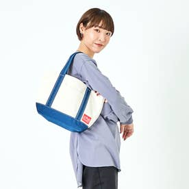 マンハッタンポーテージ Manhattan Portage Duck Fabric Tote Bag (Navy)