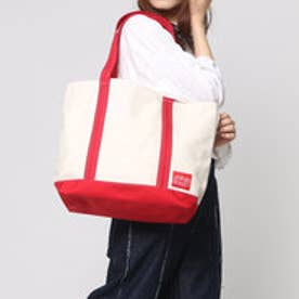 マンハッタンポーテージ Manhattan Portage Duck Fabric Tote Bag (Red)