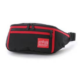 マンハッタンポーテージ Manhattan Portage 2tone Alleycat Waist Bag (Black/Red)