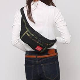 マンハッタンポーテージ Manhattan Portage 2tone Alleycat Waist Bag (Black/W.Camo)