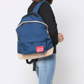 マンハッタンポーテージ Manhattan Portage Suede Fabric Big Apple Backpack (Navy)