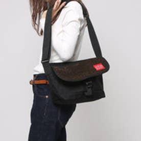 マンハッタンポーテージ Manhattan Portage Boa Fabric Messenger Bag (Black)