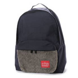 マンハッタンポーテージ Manhattan Portage Boa Fabric Big Apple Backpack JR (D.Navy)