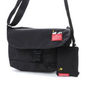 マンハッタンポーテージ Manhattan Portage Manhattan Portage × PEANUTS Casual Messenger Bag (Black)