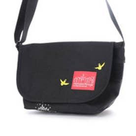 マンハッタンポーテージ Manhattan Portage × Mark Gonzales Casual Messenger Bag (Black)
