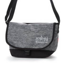 マンハッタンポーテージ Manhattan Portage SKYLINE AIR KNIT Casual Messenger Bag (Black)