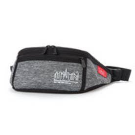 マンハッタンポーテージ Manhattan Portage SKYLINE AIR KNIT Alleycat Waist Bag (Black)