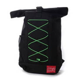 マンハッタンポーテージ Manhattan Portage BUNGEE Hillside Backpack (Black)