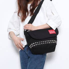 マンハッタンポーテージ Manhattan Portage PYRAMID STUDS Casual Messenger Bag (Black)