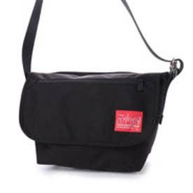 マンハッタンポーテージ Manhattan Portage NYC Print Vintage Messenger Bag (Black)