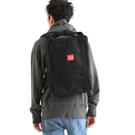 マンハッタンポーテージ Manhattan Portage Abingdon Square Backpack (Black)