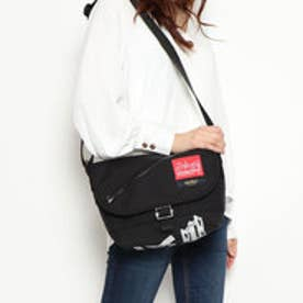 マンハッタンポーテージ Manhattan Portage Manhattan Portage × narifuri Casual Messenger Bag JR (Black)