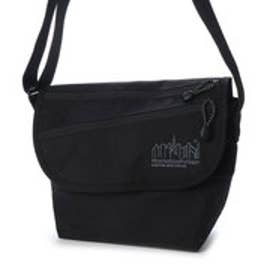 マンハッタンポーテージ Manhattan Portage Reflective Cord Casual Messenger Bag JR (Black)