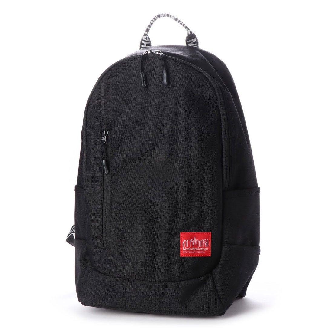 8c8000490094 マンハッタンポーテージ Manhattan Portage IDENT? Intrepid Backpack JR (Black)  -靴&ファッション通販 ロコンド〜自宅で試着、気軽に返品