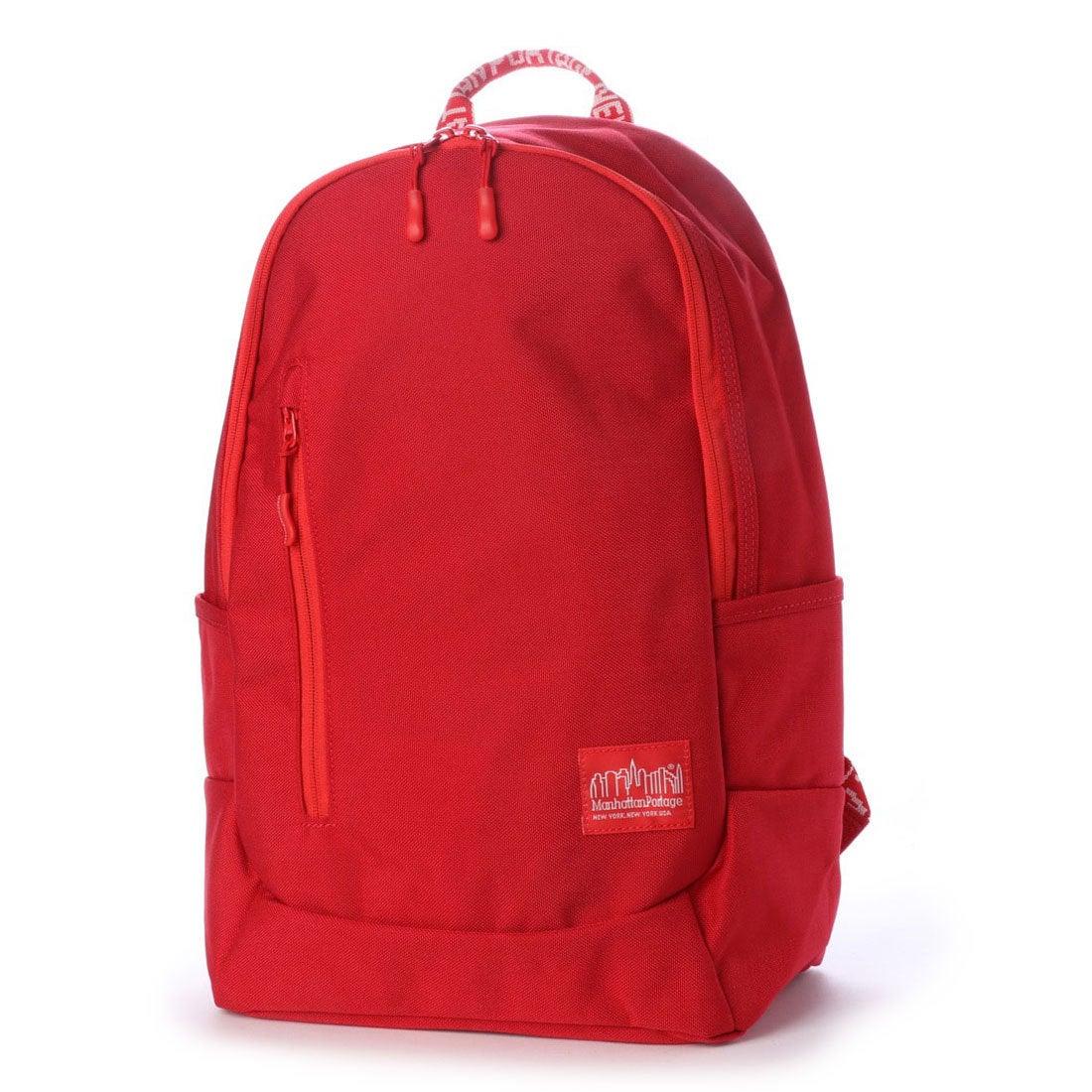 726aa541b846 マンハッタンポーテージ Manhattan Portage IDENT? Intrepid Backpack JR (Red) -靴&ファッション通販  ロコンド〜自宅で試着、気軽に返品