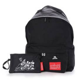 マンハッタンポーテージ Manhattan Portage Mickey Mouse Collection Big Apple Backpack (Black)