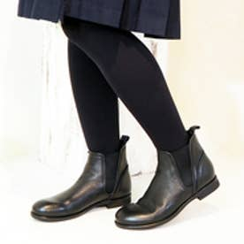 アシナガオジサン あしながおじさん ショートブーツ (ブラック)