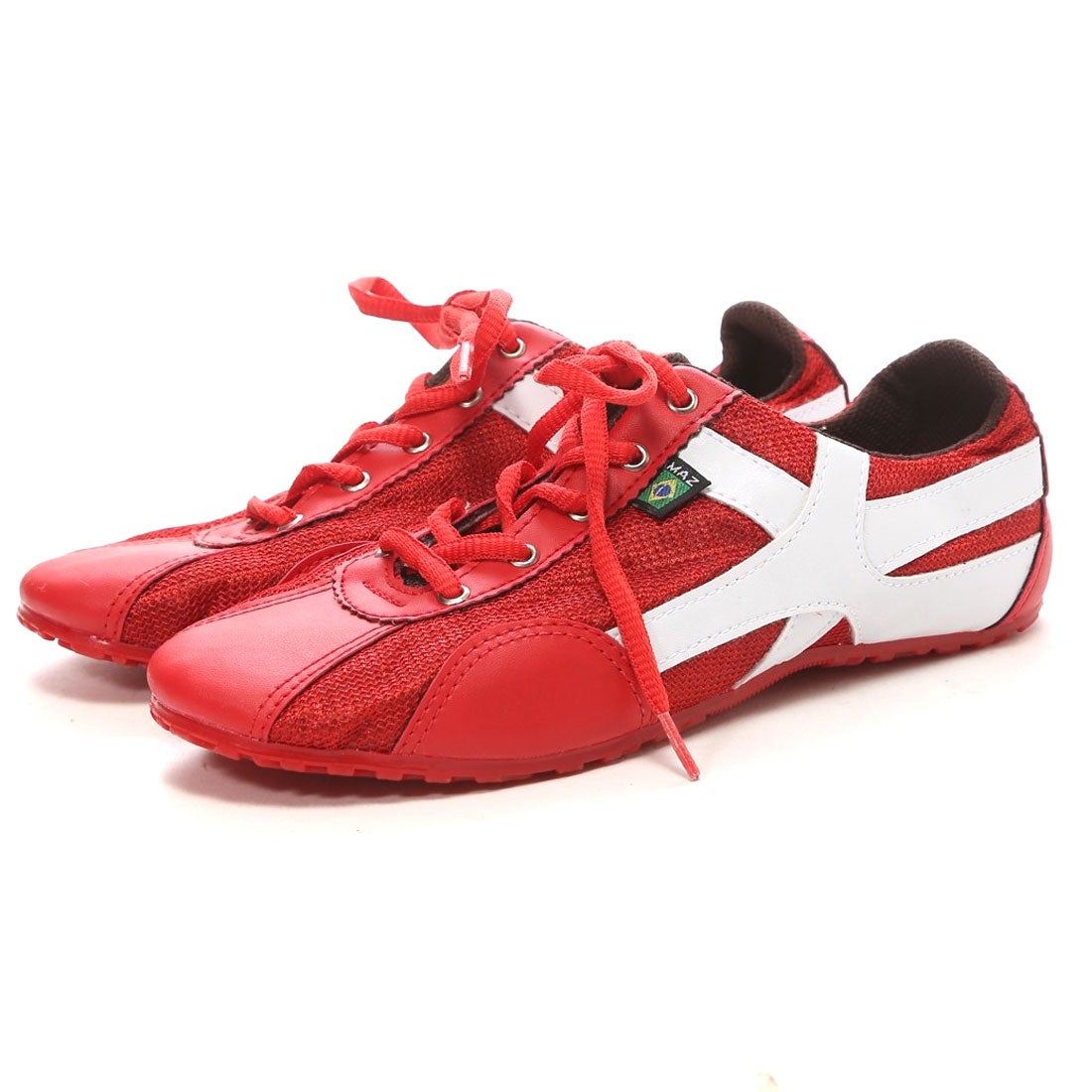 マズ ブラジル MAZ Brasil Classic (Red / Red / White ) レディース メンズ