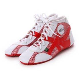 マズ ブラジル MAZ Brasil Boot(White/Red/Red)