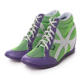 マズ ブラジル MAZ Brasil Heel (Purple / Green / Silver)